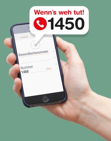 1450 direkt anrufen