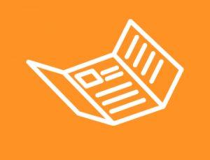 Icon Broschüre